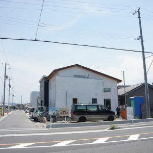 西条喜多川モデルハウス進捗7月